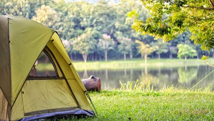 Milieuvriendelijk kamperen