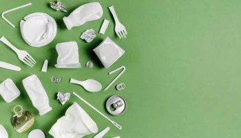 Plastic wegwerpproducten verbod