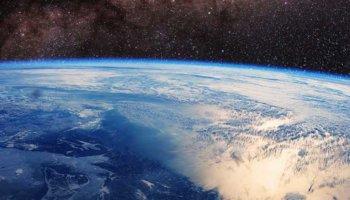 Opwarmende effect aarde door CO2 - klimaatverandering