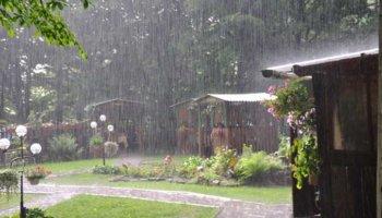 Regenwater wateroverlast