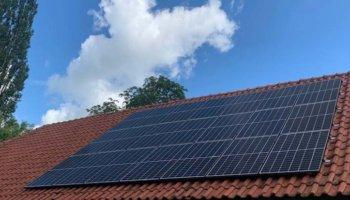 Zonne-energie installatie SGZE