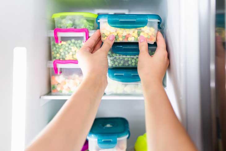 Eten bewaren tegen voedselverspilling