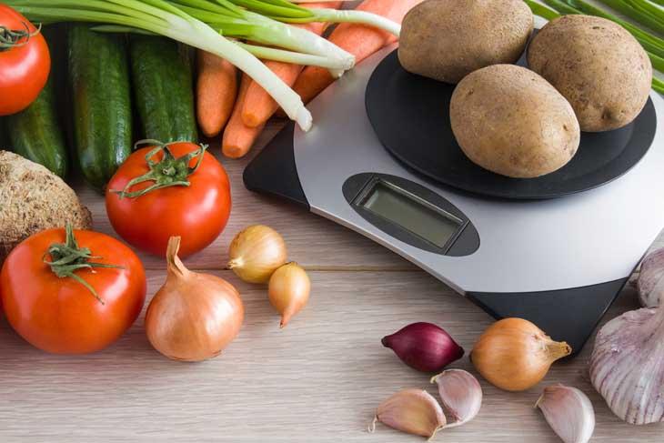 Eten meten tegen voedselverspilling