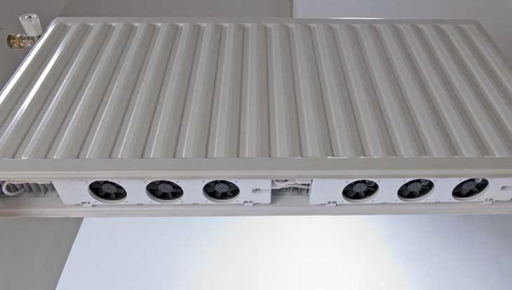 SpeedComfort radiatorventilator basic duoset