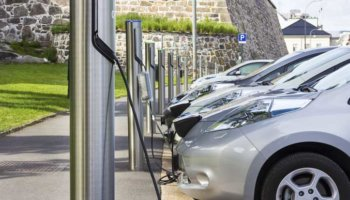Volledig elektrische auto's