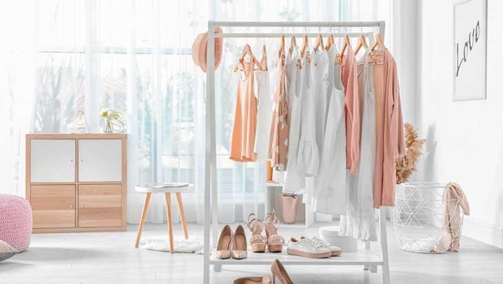 Je kledingkast duurzamer maken