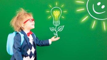 Energie besparen samen met kinderen