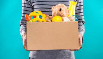 Inzameldoelen oude spullen doneren