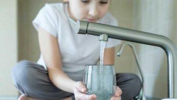 Water in huis