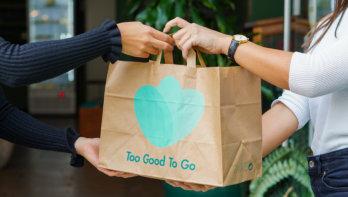 Too Good To Go Nederland redt 3,6 miljoen maaltijden in 2020