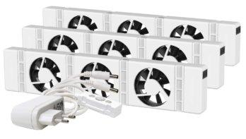 SpeedComfort; de slimme radiatorventilatoren voor meer comfort en een lagere energierekening